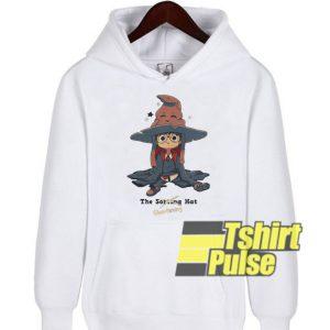 The shortening hat Guys hooded sweatshirt clothing unisex hoodie