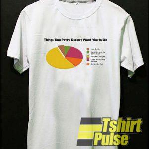 Things Tom Petty t-shirt for men and women tshirt