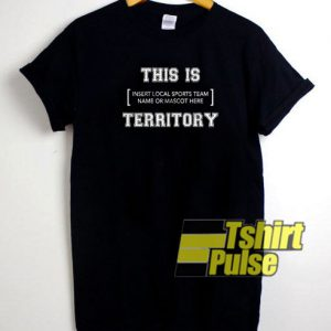 This Is Territory t-shirt for men and women tshirt