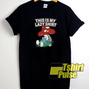 This is My Lazy t-shirt for men and women tshirt
