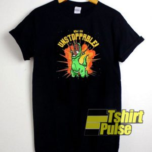 Trex Unstoppable t-shirt for men and women tshirt