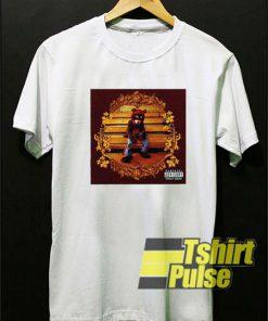 Yeezy drop out bear t-shirt for men and women tshirt