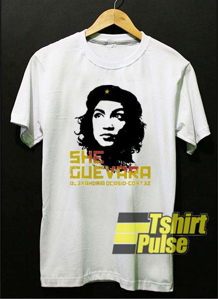 2ac194f7c Che Guevara Alexandria t-shirt for men and women tshirt