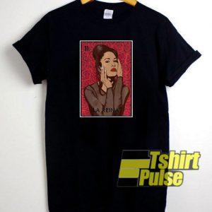 Chocolate Lareina 11 t-shirt for men and women tshirt