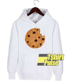 Cookie Iron On hooded sweatshirt clothing unisex