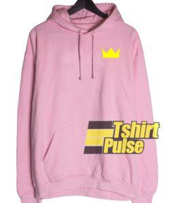 Crown Clip Art hooded sweatshirt clothing unisex