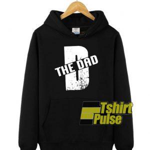 D The Dad hooded sweatshirt clothing unisex hoodie