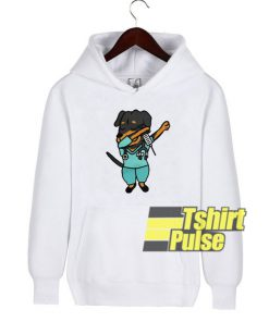 Dabbing Rottweiler hooded sweatshirt clothing unisex hoodie