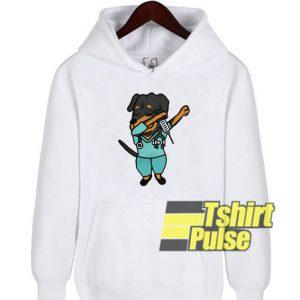 Dabbing Rottweiler hooded sweatshirt clothing unisex hoodie