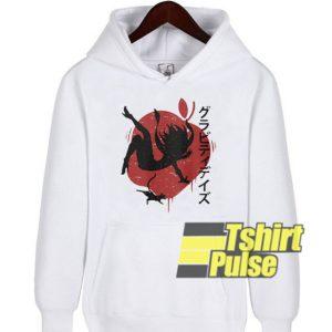 Discovery of Gravitation hooded sweatshirt clothing unisex hoodie