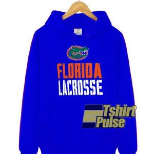 Florida Lacrosse hooded sweatshirt clothing unisex hoodie