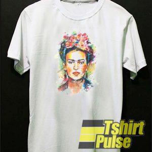 Frida Kahlo Art t-shirt for men and women tshirt