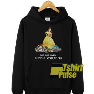 Happily Ever After hooded sweatshirt clothing unisex hoodie