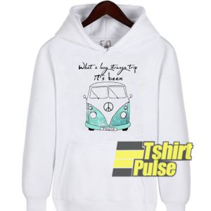 Hippie Peace Car hooded sweatshirt clothing unisex hoodie