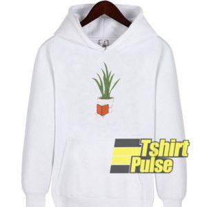 Indoor Plant hooded sweatshirt clothing unisex hoodie