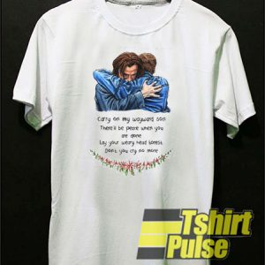 Jared Padalecki Carry On t-shirt for men and women tshirt