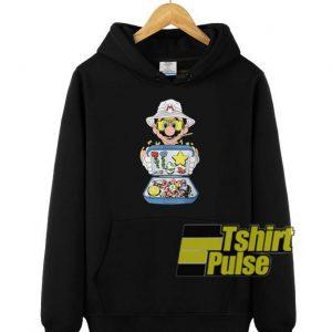 Koopa Country hooded sweatshirt clothing unisex hoodie