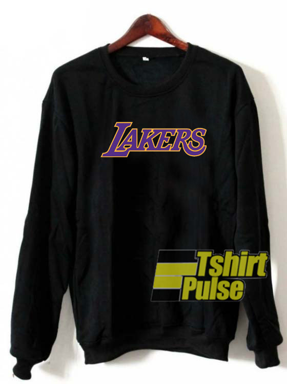 Lakers Logo sweatshirt