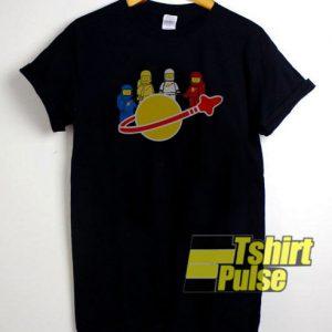 Lego Spaceman t-shirt for men and women tshirt