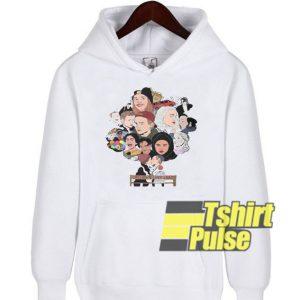 Life Is Now hooded sweatshirt clothing unisex hoodie