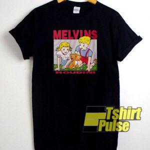 Melvins Houdini t-shirt for men and women tshirt