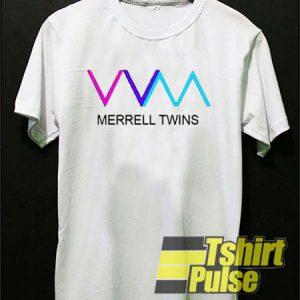 Merrell Twins t-shirt for men and women tshirt
