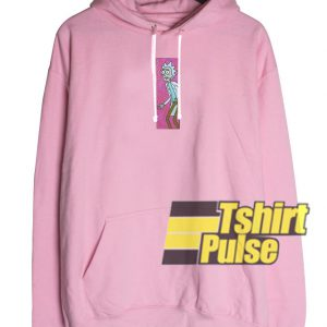 Morty Rick hooded sweatshirt clothing unisex hoodie