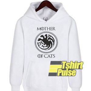 Mother Of Cats hooded sweatshirt clothing unisex hoodie