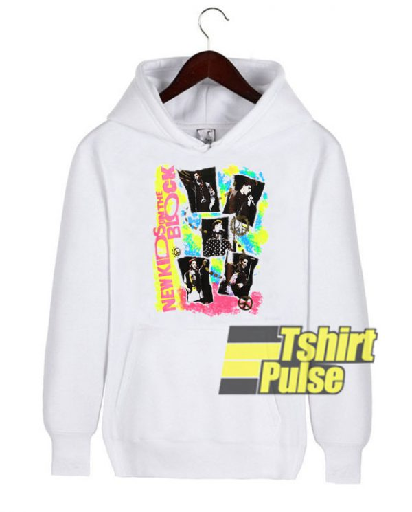 New Kids On The Block hooded sweatshirt clothing unisex hoodie