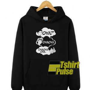 Oya Oya Oya hooded sweatshirt clothing unisex hoodie