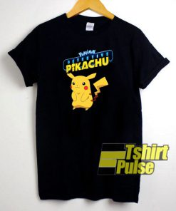 Pokemon Detective Pikachu t-shirt for men and women tshirt