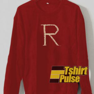 R For Ron sweatshirt