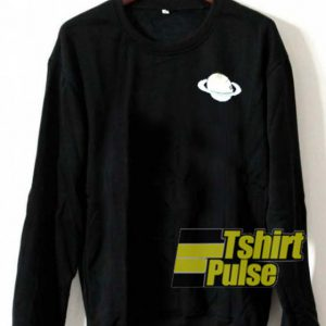 Saturn Planet sweatshirt