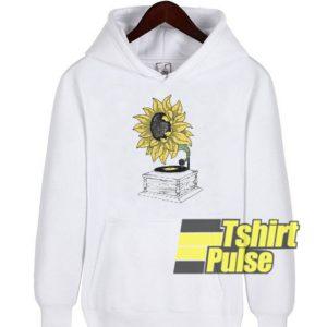 Singing In The Sun hooded sweatshirt clothing unisex hoodie