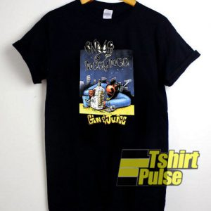 Snoop Dogg Gin And Juice t-shirt for men and women tshirt