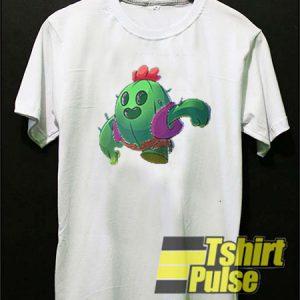 Spike Brawl Stars t-shirt for men and women tshirt