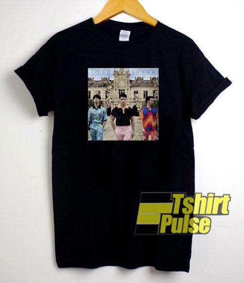 Sucker Jonas Brothers t shirt for men and women tshirt