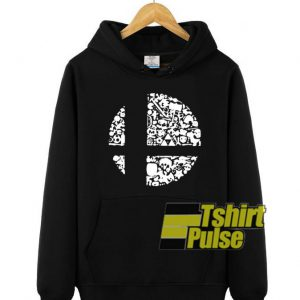 Super Smash Bros hooded sweatshirt clothing unisex hoodie