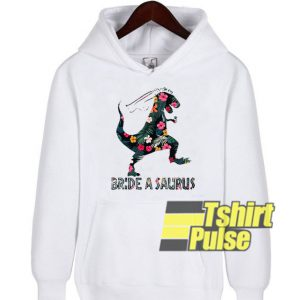T-rex Dinosaurs Flowers hooded sweatshirt clothing unisex hoodie