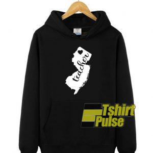 Teacher hooded sweatshirt clothing unisex hoodie