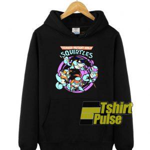 Teenage Mutant Ninja Squirtles hooded sweatshirt clothing unisex hoodie