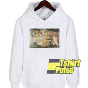 The Birth Of Venus hooded sweatshirt clothing unisex hoodie