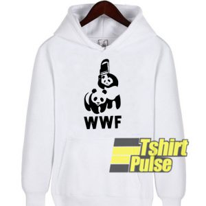 WWF Panda Chair hooded sweatshirt clothing unisex hoodie