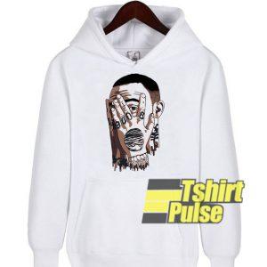 Will Smith Ignoring hooded sweatshirt clothing unisex hoodie