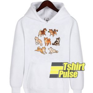 Wolf And Friends hooded sweatshirt clothing unisex