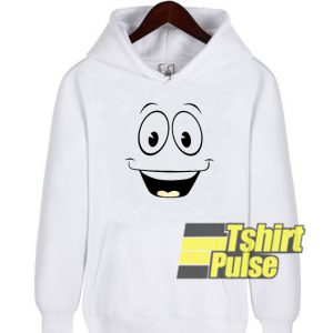 Yes Man Happy Face hooded sweatshirt clothing unisex hoodie