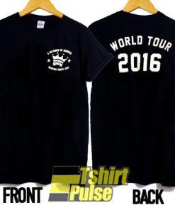 5sos World Tour 2016 t-shirt for men and women tshirt
