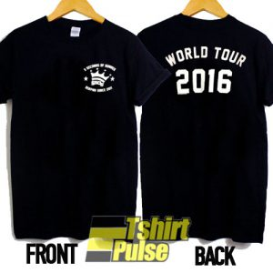 5sos World Tour 2016 t-shirt for men and women tshirt