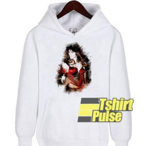 A Tribute to Jennifer Garner hooded sweatshirt clothing unisex hoodie
