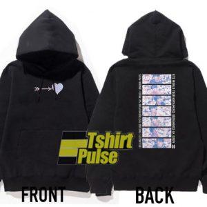 BTS Speak Yourself hooded sweatshirt clothing unisex hoodie